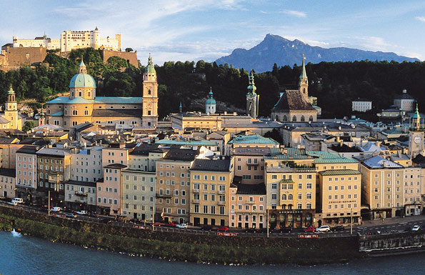 luxury Austria tours