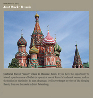 luxury Russia tours