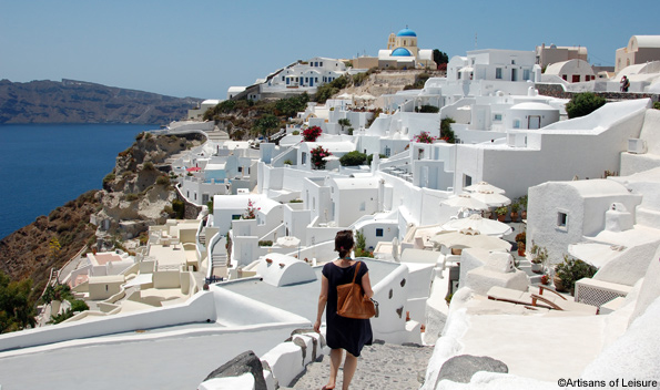 Luxury tours of Greece