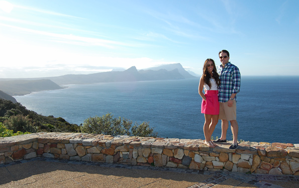 Luxury honeymoons in South Africa