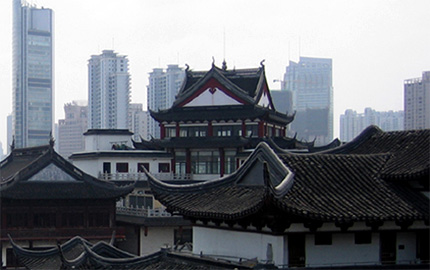 Luxury China tours - Private Shanghai tours