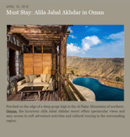 private Oman tours