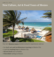private Mexico tours
