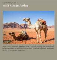 private Jordan tours