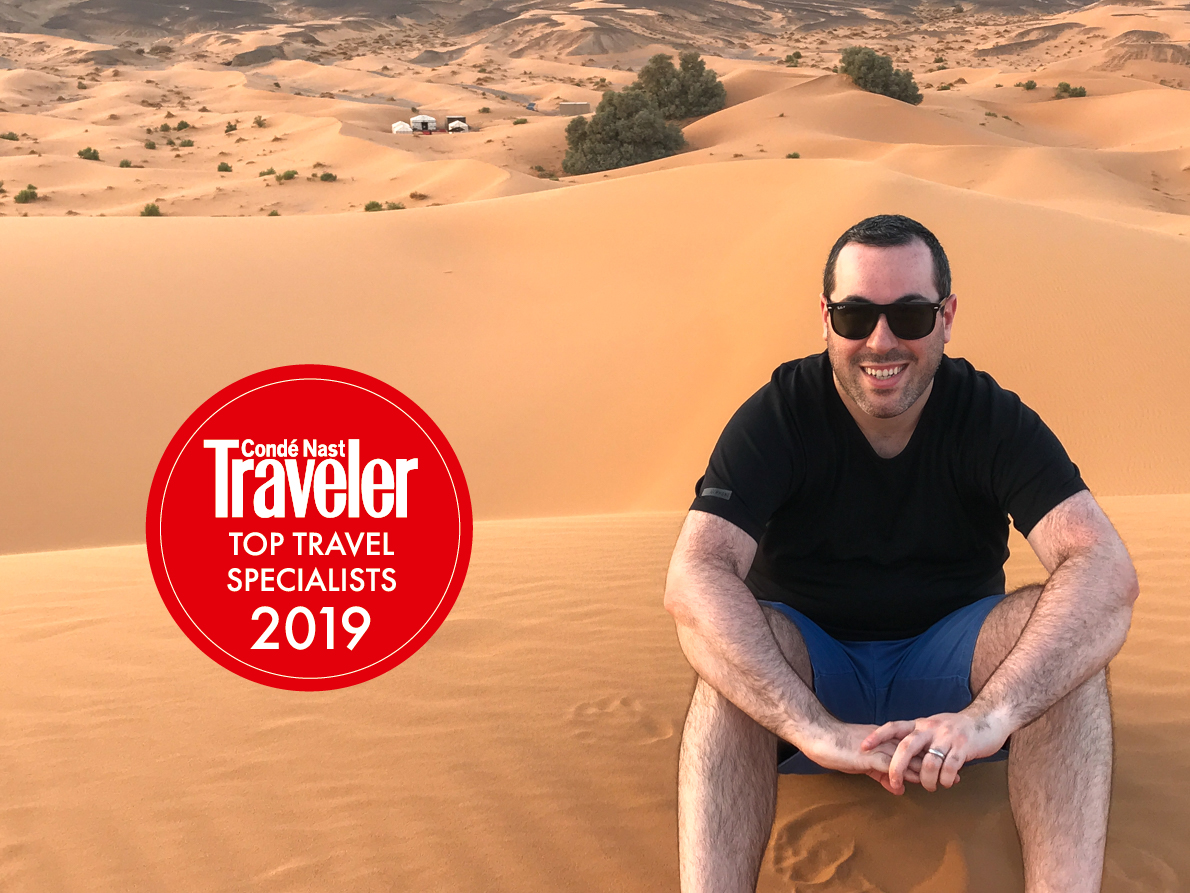 private luxury Morocco tours - Mike Korn