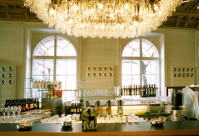 Our travelers dine in Vienna's best restaurants