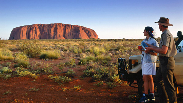 luxury Australia tours