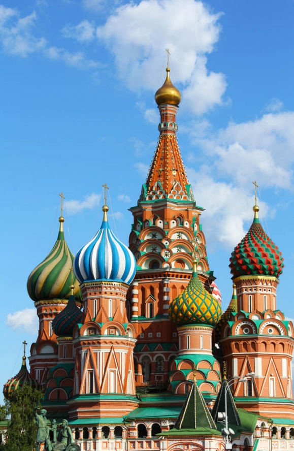 Highlights of Russia: Moscow & St. Petersburg