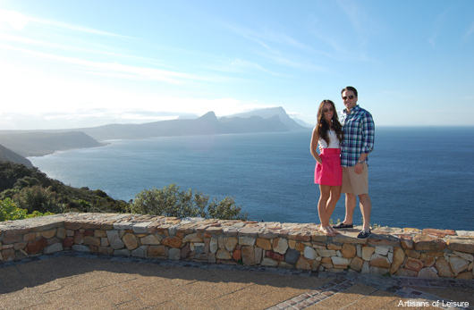 A South Africa Honeymoon