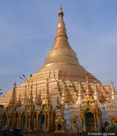 Just Back: Myanmar (Burma)