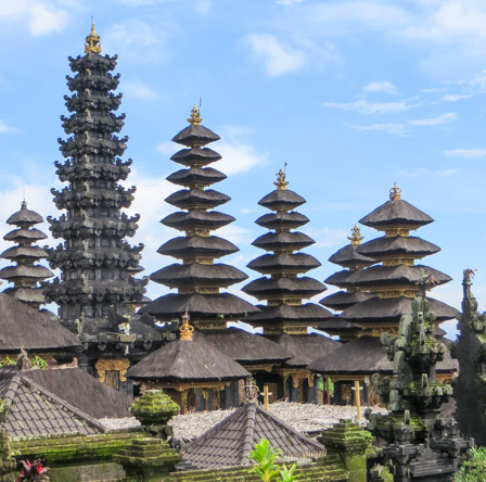 Just Back: Bali & Java
